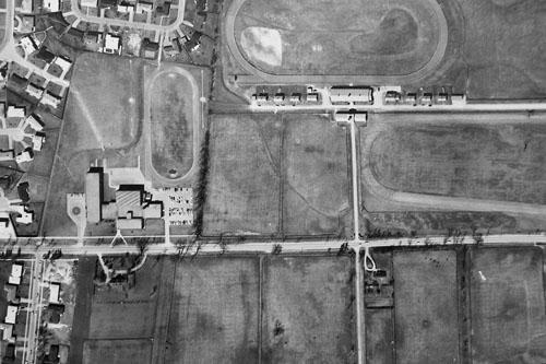 York Mills & Bayview, 1963