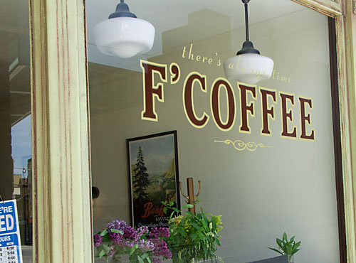 F'coffee