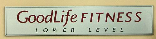 GoodLife Fitness: Lover Level