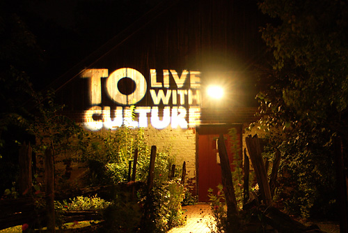 Live with Culture at Todmorden Mills