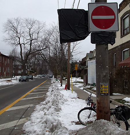 Still waiting for the bike lane