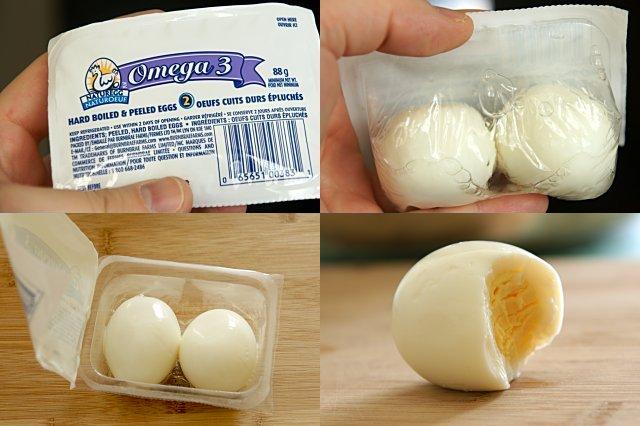 Naturegg hardboiled eggs