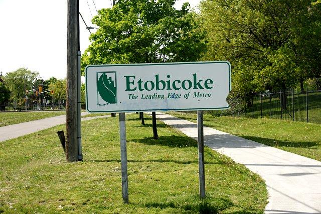 Etobicoke's municipal slogan