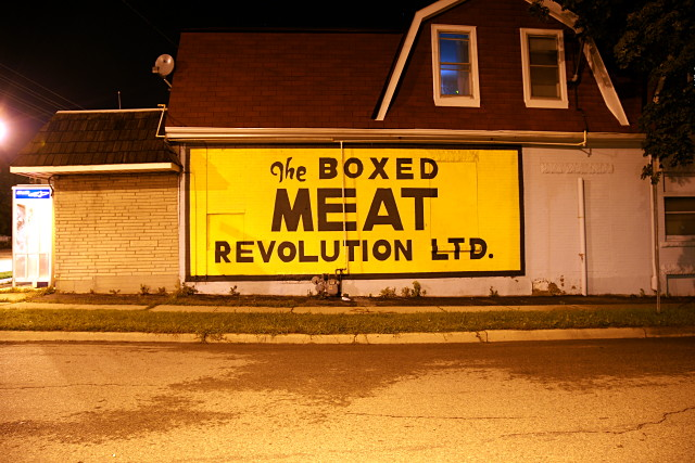 The Boxed Meat Revolution