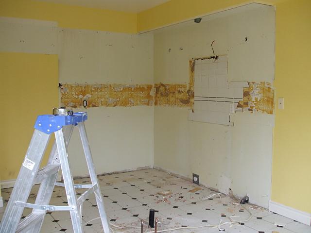 Where'd the kitchen go?