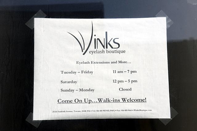 Winks Eyelash Boutique