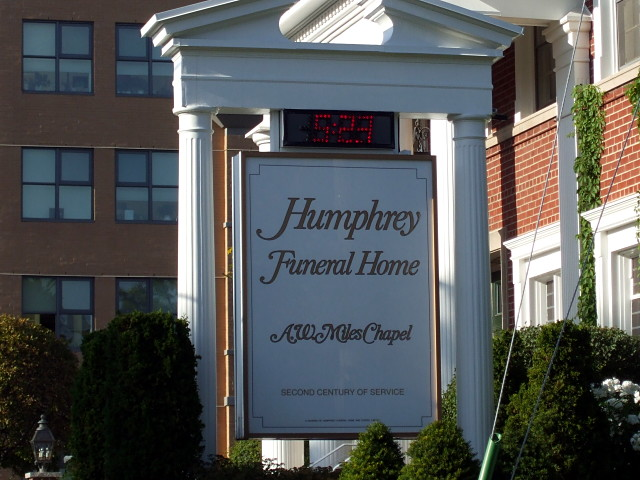 The Humphrey Funeral Home
