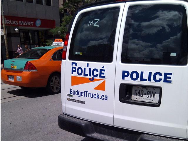 Rent-a-cop or rent-a-truck?