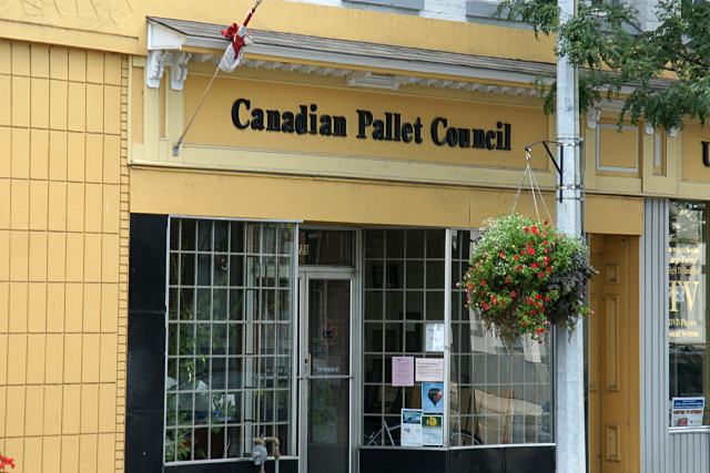Canadian Pallet Council office