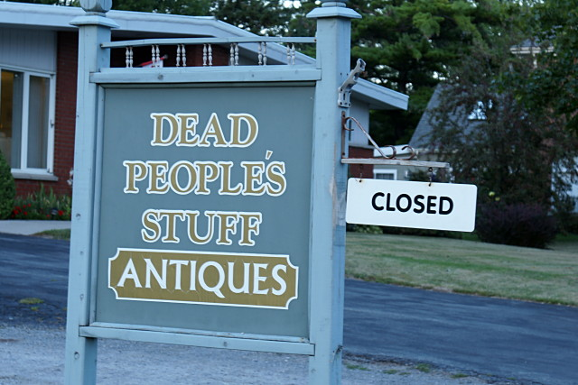Dead People's Stuff Antiques