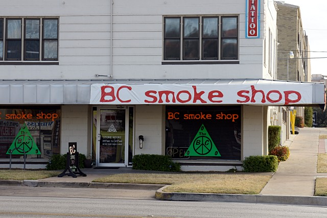 BC Smoke Shop