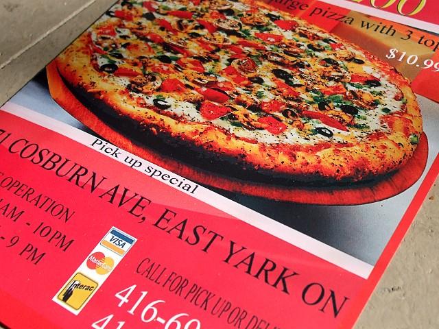 East Yark Pizza Shap