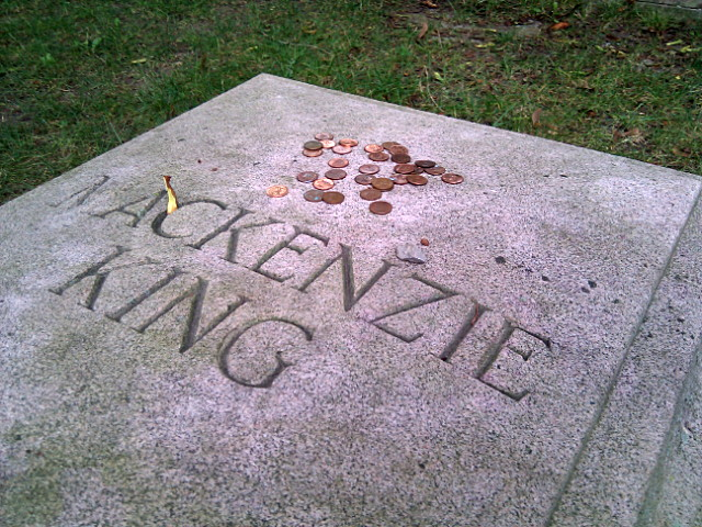 Mackenzie King is worth thirty-one cents
