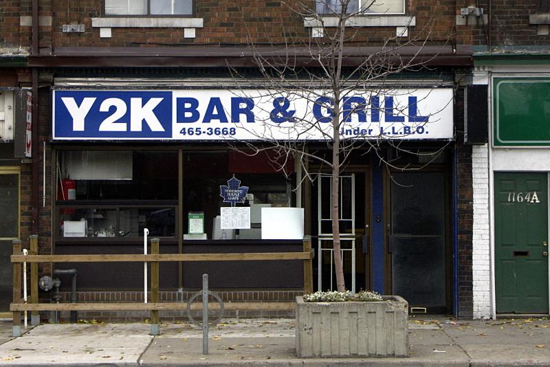Y2K Bar & Grill