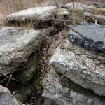 Asphalt-topped slabs
