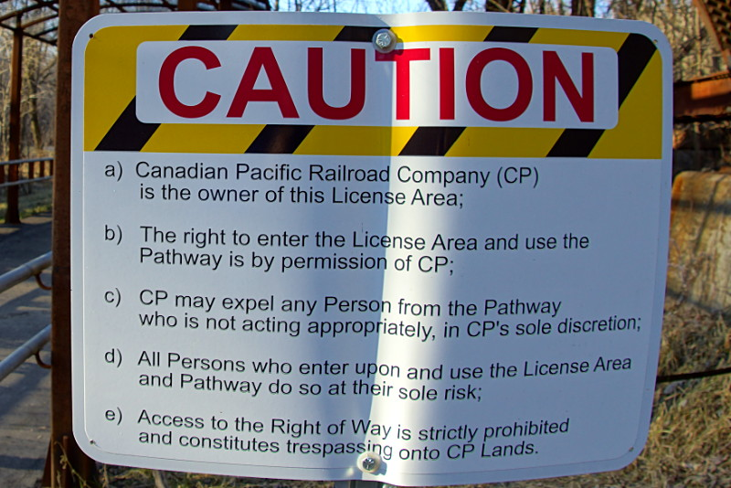 Stupid CP sign