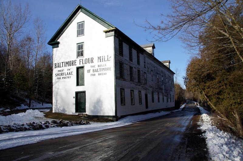Ball's Mill