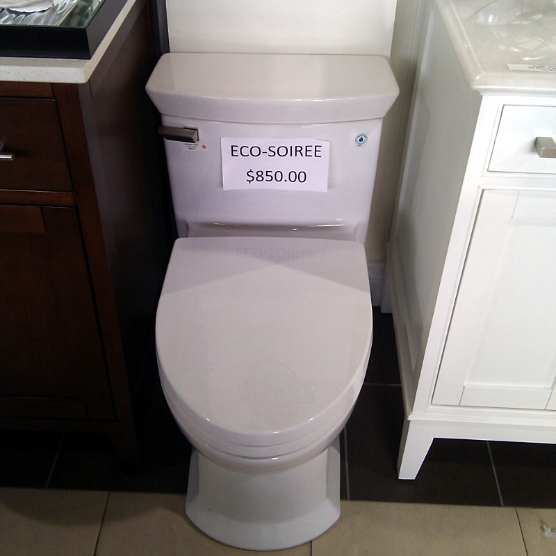 Eco Soirée toilet
