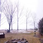 Lightning on Rice Lake