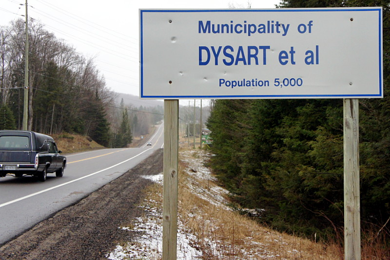 Municipality of Dysart et al