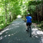 Peterborough to Omemee rail trail