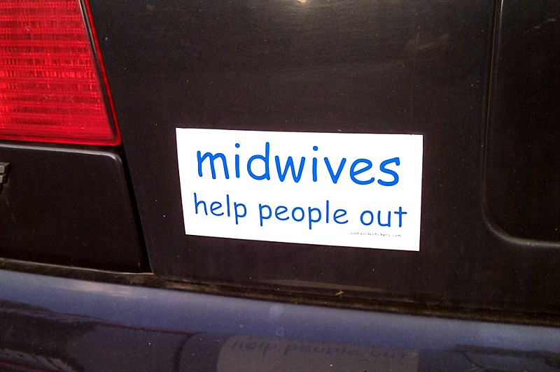 How midwives help