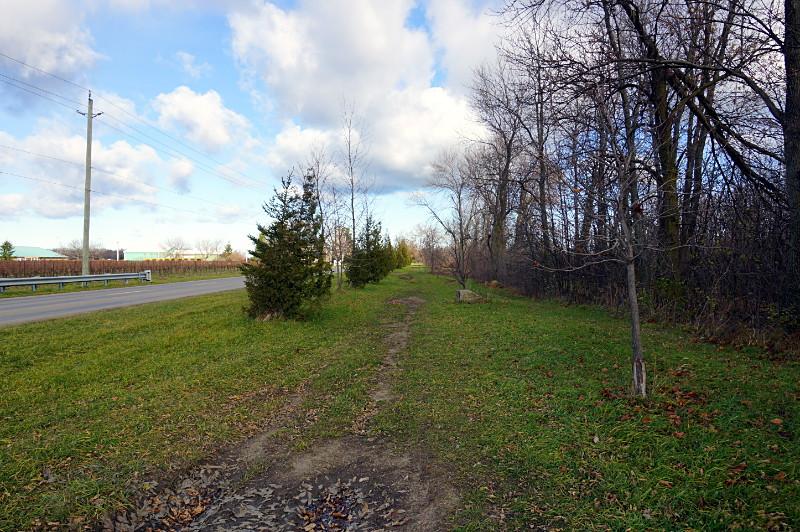 Upper Canada Heritage Trail in Niagara-on-the-Lake