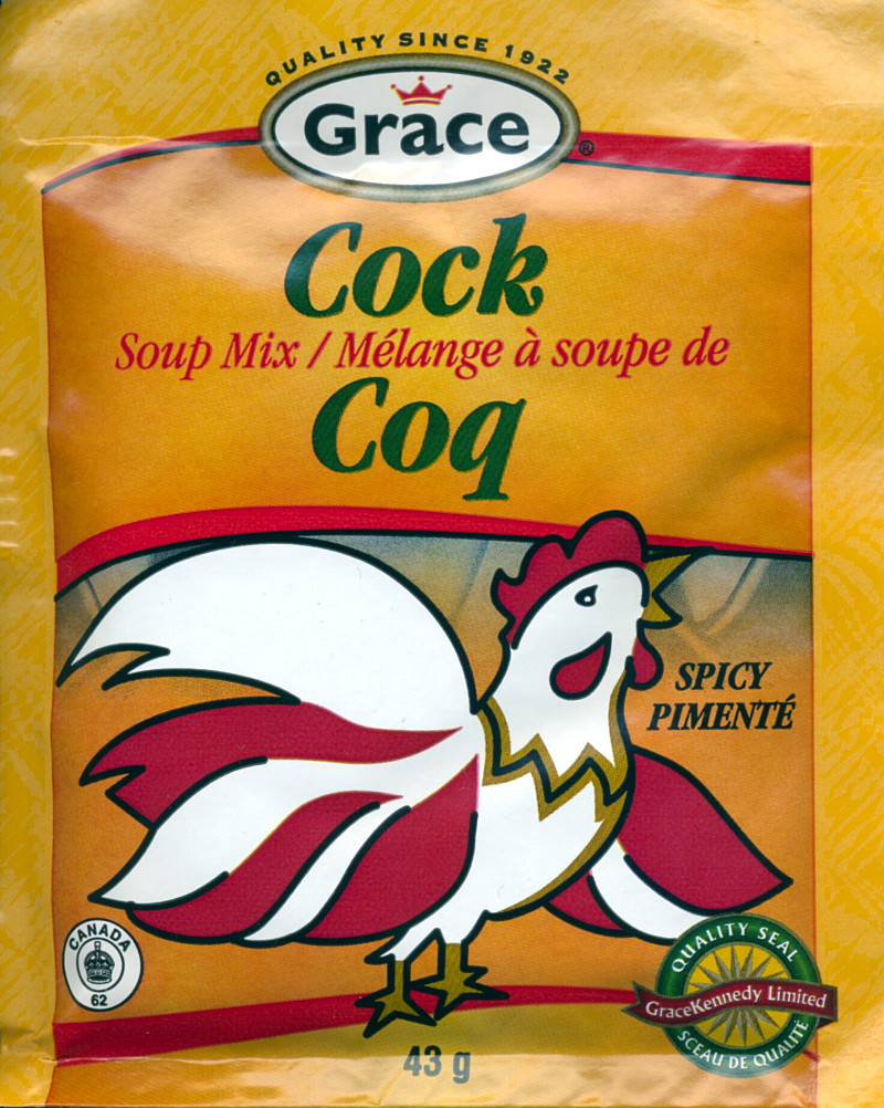 Spicy Cock soup